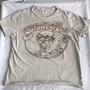 Grateful Dead By Junkfood Shirt